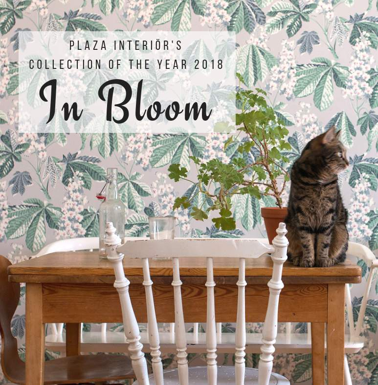 Aasta tapeedikollektsioon on In Bloom