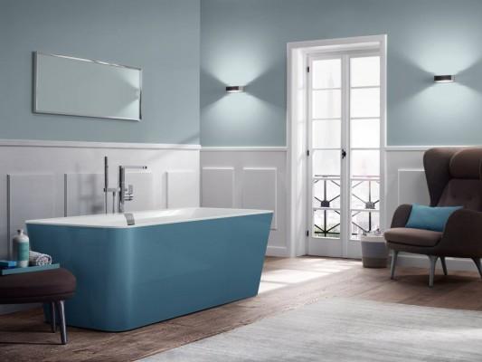 Pilt 7 - Vannitoa valgustusvõimalused panevad kumama vanni ääre ja prill-laua