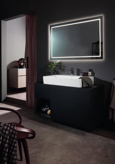 Pilt 5 - Vannitoa valgustusvõimalused panevad kumama vanni ääre ja prill-laua