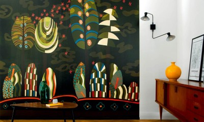 Pilt 4 - Ajatu maalikunst fototapeedina seina - Elitis Panoramique