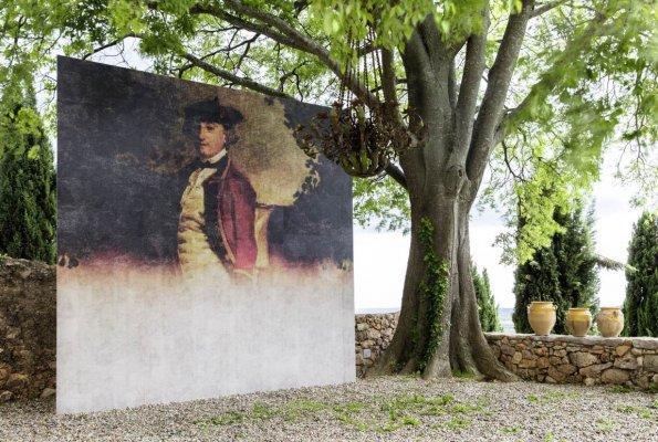 Pilt 25 - Ajatu maalikunst fototapeedina seina - Elitis Panoramique