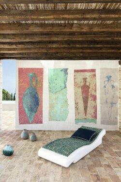 Pilt 16 - Ajatu maalikunst fototapeedina seina - Elitis Panoramique
