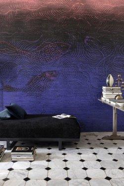 Pilt 15 - Ajatu maalikunst fototapeedina seina - Elitis Panoramique