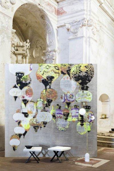 Pilt 33 - Ajatu maalikunst fototapeedina seina - Elitis Panoramique
