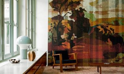 Pilt 2 - Ajatu maalikunst fototapeedina seina - Elitis Panoramique