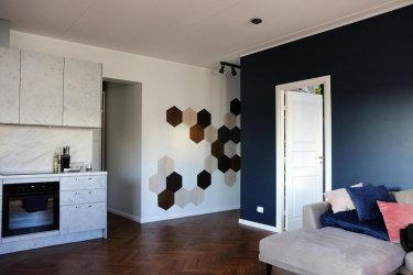 GROVENEER puitkleebis seina tapeedi asemel