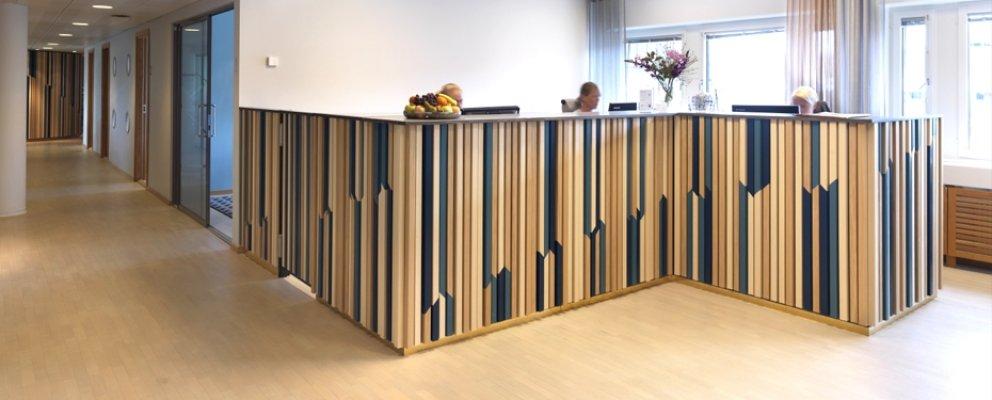 Pilt 2 - GUSTAFSi akustilised seina- ja laepaneelid