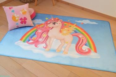 Pilt 4 - Unicorn - pehme ja mõnus lastevaip
