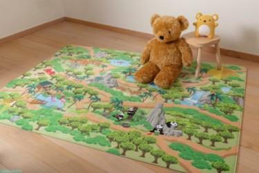 Pilt 2 - Jungle - pehme ja mõnus lastevaip