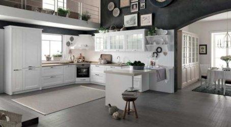 Klassikaline köögimööbel Itaalia juhtivalt tootjalt Stosa Cucine.