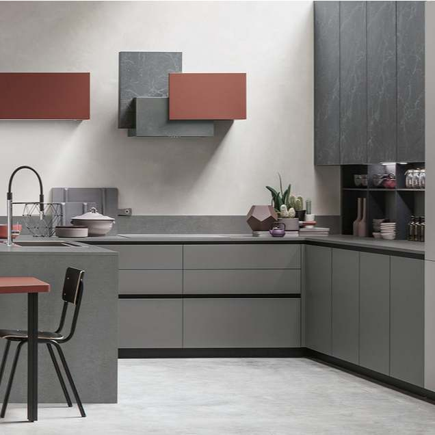 PARADIZO köögisalong - köögimööbel Itaalia tipptootjalt