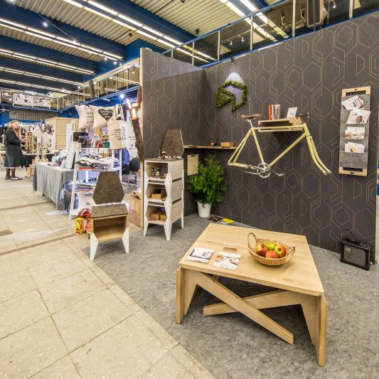 DESIGN TRADE FAIR IN ESTONIAN FAIRS CENTRE 19.-21.04.2019