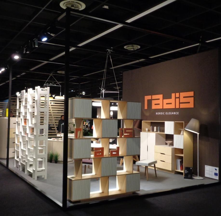 Eesti disainmööbel Euroopa suurimal mööblimessil IMM Cologne 2019