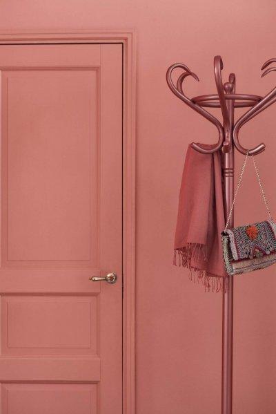 Pilt 2 - Flamingoe hk K319 on roosakas-oranž julge ja üdini positiivne värvitoon.