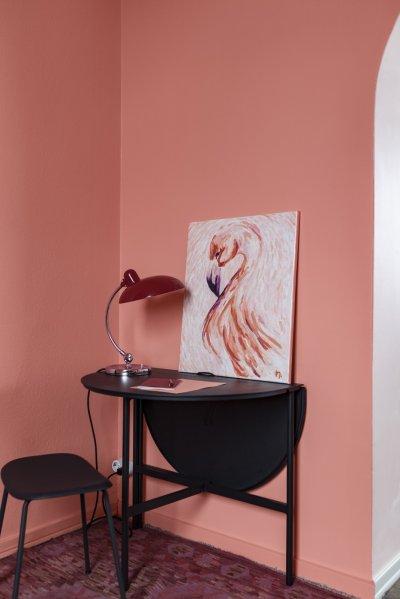 Pilt 31 - Tikkurila 2019. aasta värv on roosakas-oranž Flamingo