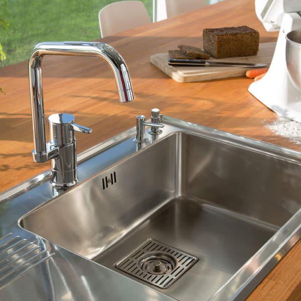 Veesäästu köögisegistid Damixa FERN -30%