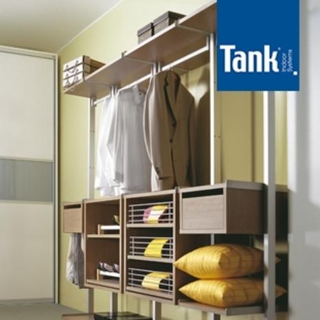 Enimüüdud garderoobilahendused TANK -20% kuni 28.02