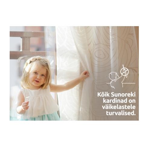 Sunorekis kardinad lastetuppa -10 kuni -20% soodsamad