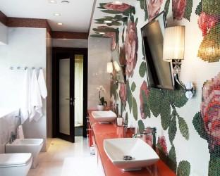 34 - Art Deco stiilis vannituba