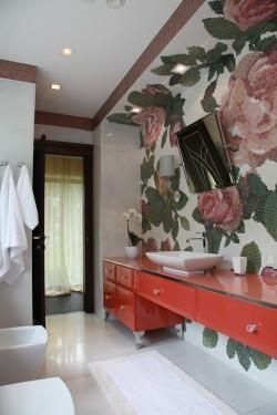 32 - Art Deco stiilis vannituba