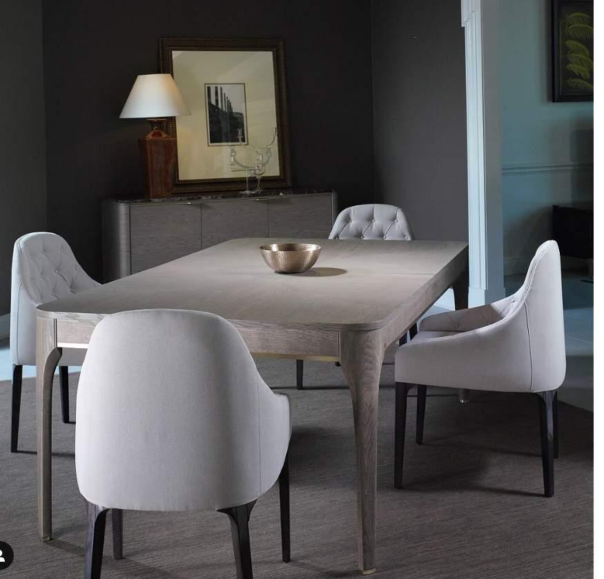 Söögilaud ja toolid - HURTADO