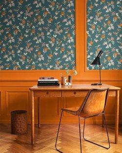 Ajaloolised mustrid kaasaegses tõlgenduses - Fiona Wall Design tapeedid