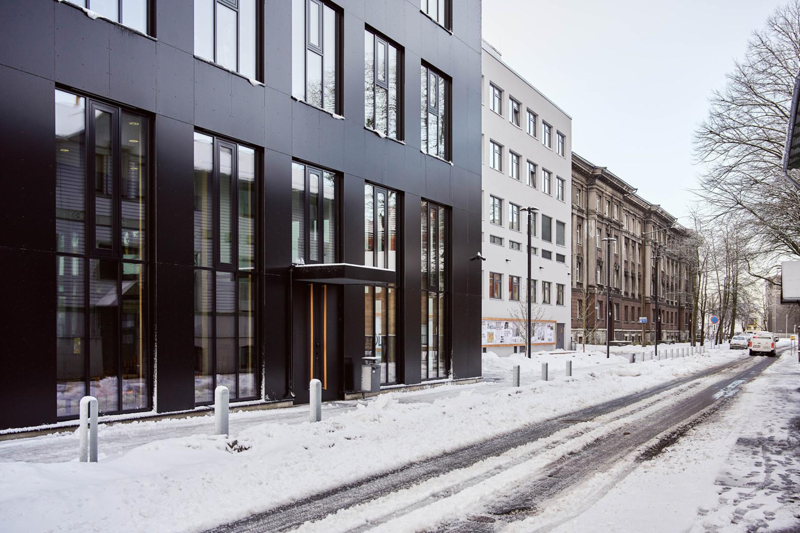 Aasta betoonehitis on Eesti Kunstiakadeemia. (Foto: pressimaterjalid)