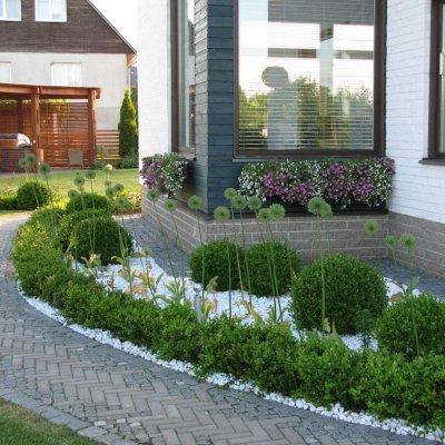 Maastikuarhitekt Ülle Grišakov: Kuidas kujundada hooldusvaba aeda?