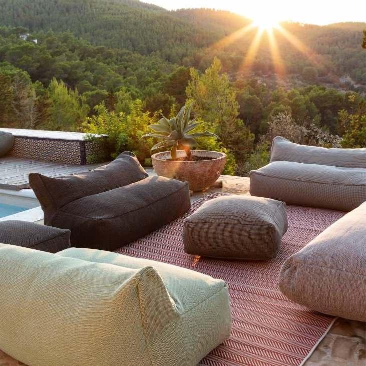 100% ilmastikukindel terrassimööbel, mis sobib ka vee peal kasutamiseks!