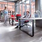 Millele pöörata tähelepanu büroo koostöötamise ruume sisustades?