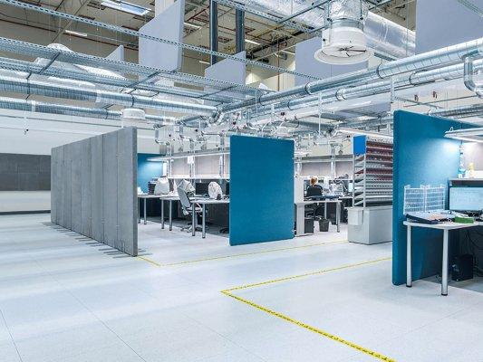 Pilt 2 - Ruumide sisustamisel tuleb olla võimalikult paindlik, luues ruume, mida saab kiirelt ümber muuta.