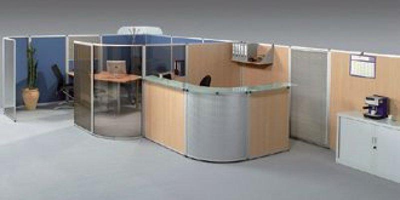 Pilt 4 - Töötsoon koos sekretäri töökohaga