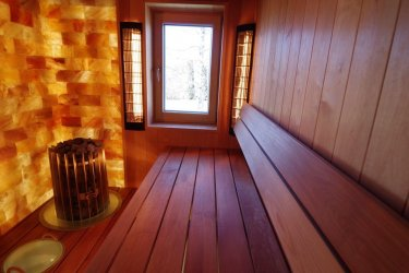 19 - Sauna building
