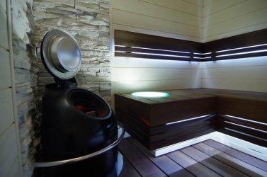 22 - Sauna building