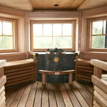 Sauna ehitamine usalda spetsialistide kätte!