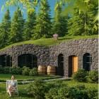 Revonial energiasäästlikud võlvhooned: koobassaun, kelder, suveköök...
