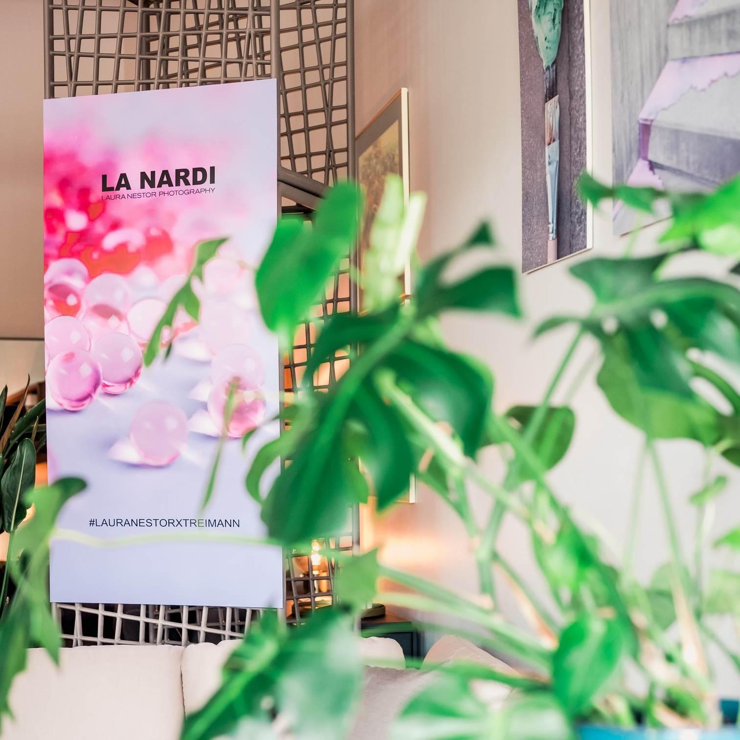 Laura Nestor Photography ja Treimann mööblisalong esitlevad fotonäitust LA NARDI