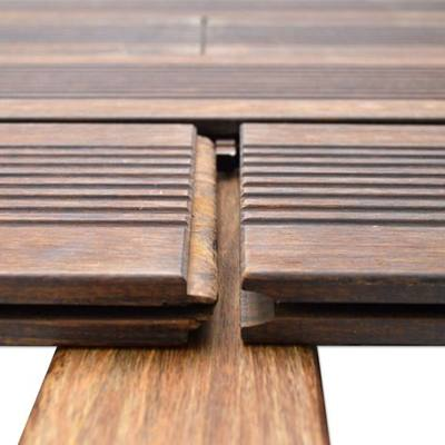 Bambusest terrass ja fassaad – vastupidav, keskkonnasäästlik lahendus