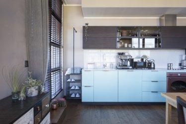 Köögimööbel eritellimusel sisekujundaja jooniste järgi.