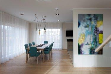 25 - Wax Designi nutikad mööbli täislahendused uues eramus Harku vallas