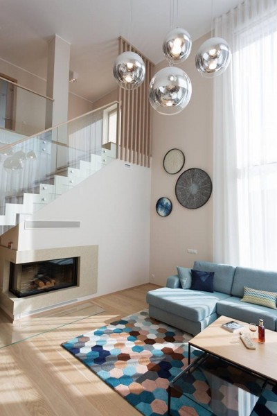 Pilt 24 - Wax Designi nutikad mööbli täislahendused uues eramus Harku vallas