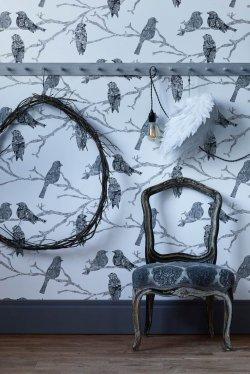 Pilt 3 - Decormaison Belle - stiilipuhtad skandinaavialikud tapeedid