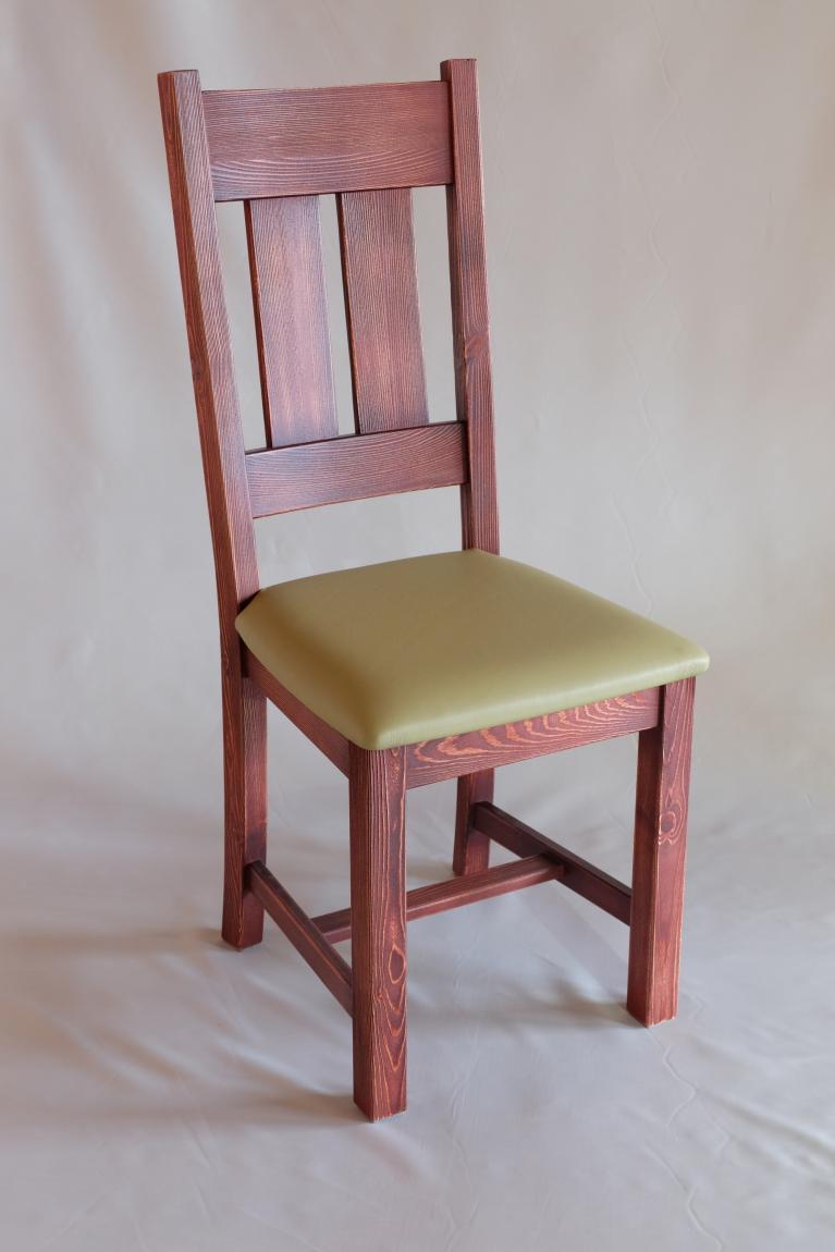 Pilt3-Uudse ilmega vanutatud puidust tool Garden