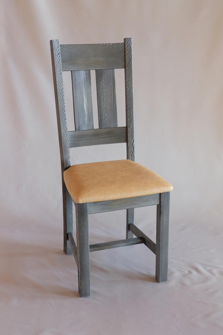 Pilt4-Uudse ilmega vanutatud puidust tool Garden