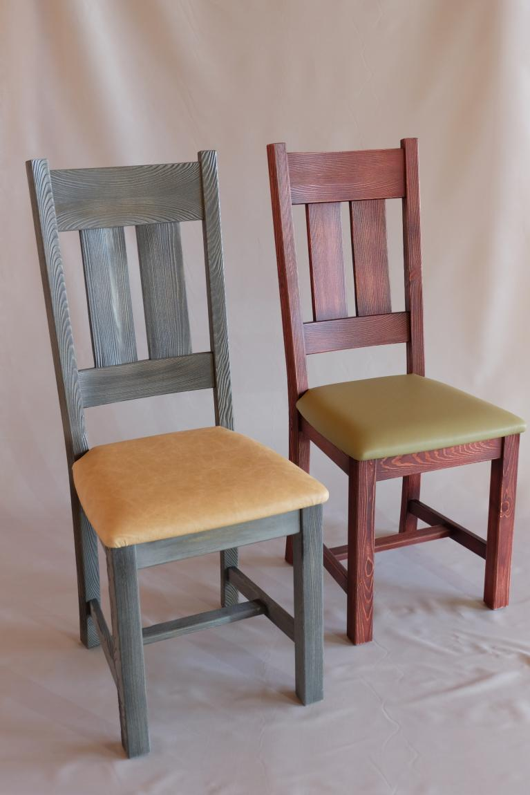 Pilt5-Uudse ilmega vanutatud puidust tool Garden