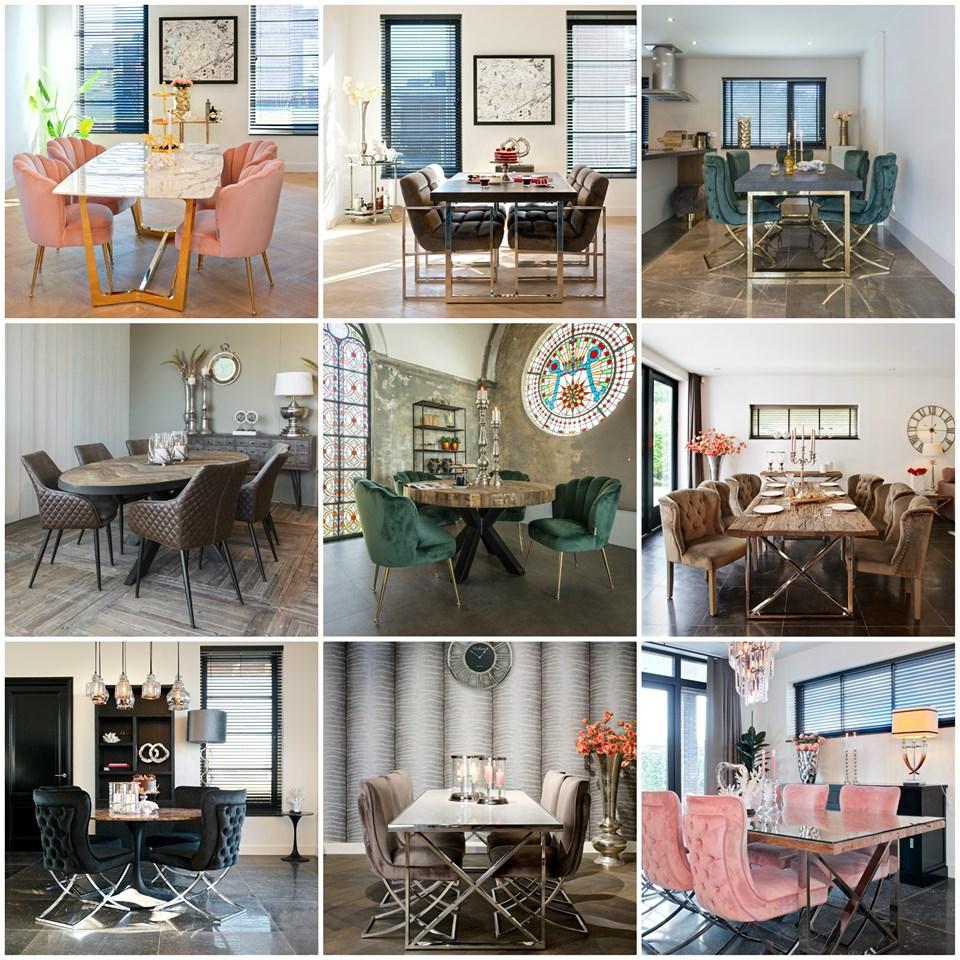 Luksuslik mööblisari Richmond Skano salongides