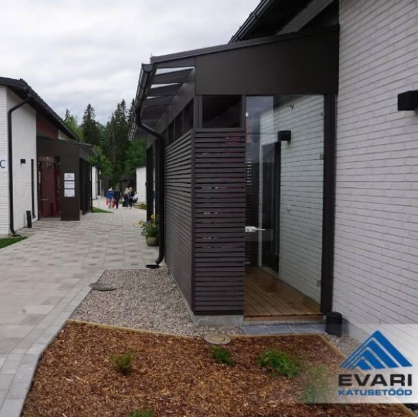 Evari Ehitus jagab põhjalikku ülevaadet Soome elamumessist