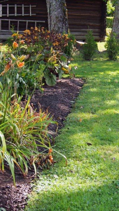 Korralik multiškiht kaitseb taimi kuivamise ja külmumise eest ning pikendab oluliselt orgaaniliste protsesside kestust mullas. - 6