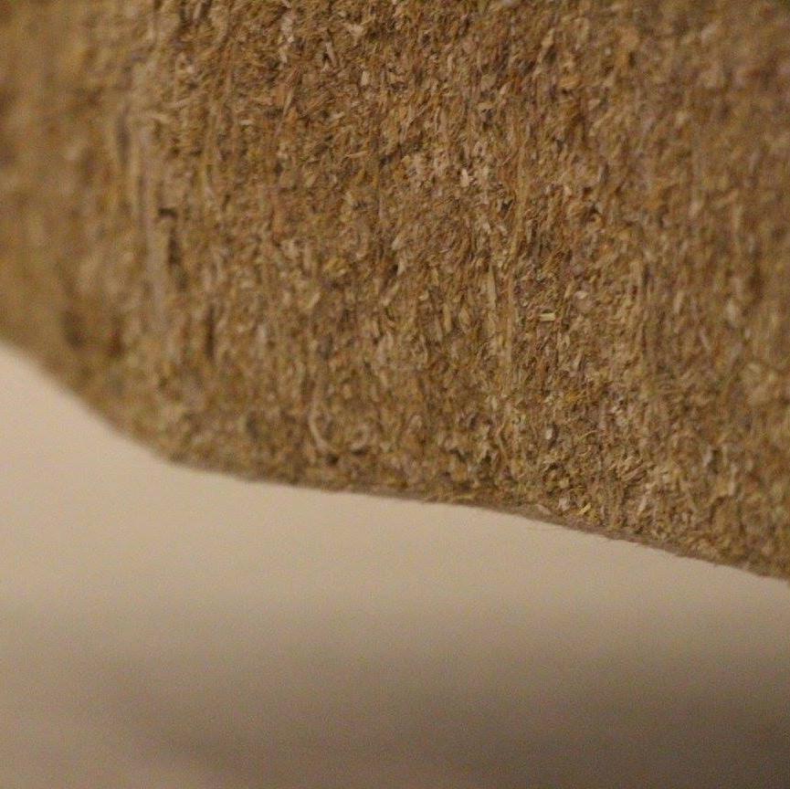 Põhuplaat - ökoloogiline, äärmiselt vastupidav ja suure müratakistusega ehitusmaterjal