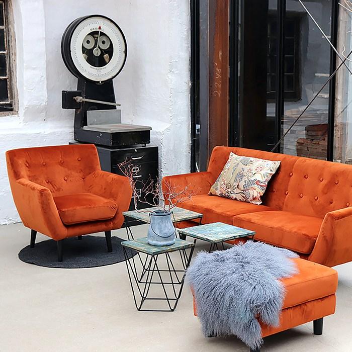 Pehme mööbel aitab luuba kodusema töökeskkonna
